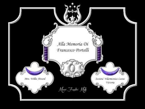 Alla Memoria Di Francesco Portelli - Willie Attard