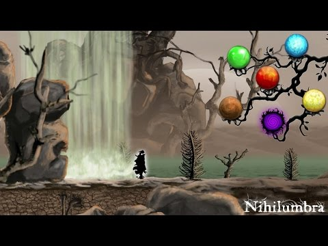 Nihilumbra - BEAUTIFUN GAMES SL Ash Desert BOSS Volcano I Walkthrough