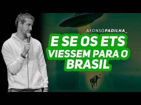 AFONSO PADILHA - ET NO BRASIL?