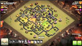 clash of clans (coc) th9 3 * attack GOHO clan (marathi chava) #yppvpyrg
