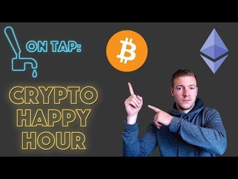 Crypto Happy Hour - Consolidating My Portfolio