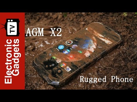 AGM X2 Review - Best Rugged Phones 2017