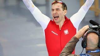 Zbigniew Bródka mistrzem olimpijskim! Komentarz Piotra Dębowskiego
