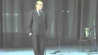 "Александр Филиппенко ""Кошка и люди"" (М Зощенко)"