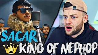 Reacting to King Of Nephop - SACAR  |  THIS IS INSANE