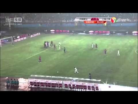 Asamoah Gyan Scores Stunner To Rescue SIPG | All Sports Uncut