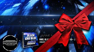 "WWE| Smackdown Official Theme Song 2015 - ""Black and Blue"" + Lyrics [HD]"