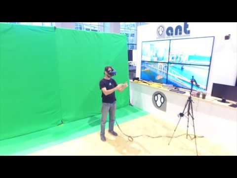 AIST 2017 - Booth Setup and Testing - ReplicAnt VR at AISTech