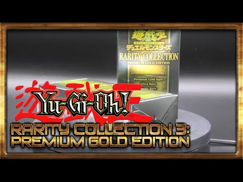 Rarity Collection: Premium Gold Edition ( Krasse Pulls ) | Yu-Gi-Oh Opening | House Of Cards