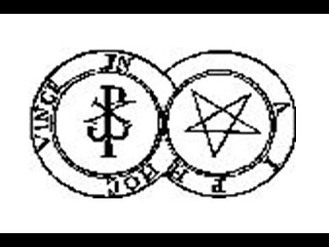 Символ Иисуса Христа перевёрнутая пентаграмма? Уроки колдовства #46
