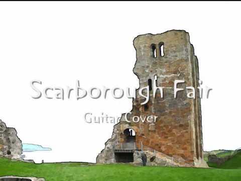 【guitar cover】 Scarborough Fair