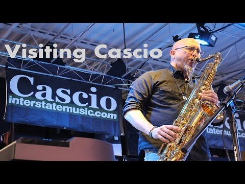 Jeff Coffin of Dave Matthews Band on Cascio Interstate Music | Cascio Interview