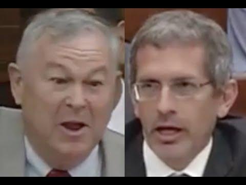 Republican Congressman HILARIOUSLY Asks NASA Scientist About an Ancient Martian Civilization