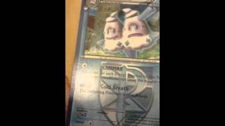 ★Pokemon Frost Ray Theme Deck Unboxing★