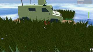 British Army Panther - (ROBLOX.com)