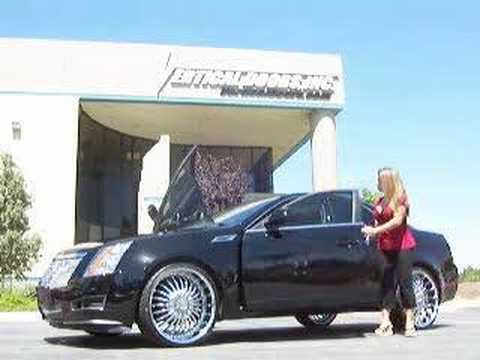 CADILLAC CTS WITH VERTICAL DOORS INC. & CADILLAC CTS WITH VERTICAL DOORS INC. - YouTube