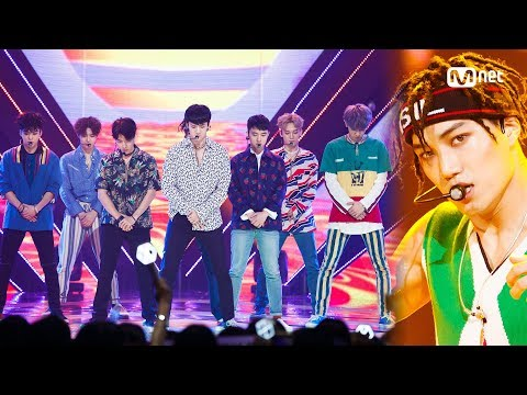 [EXO - Ko Ko Bop] KPOP TV Show | M COUNTDOWN 170803 EP.535