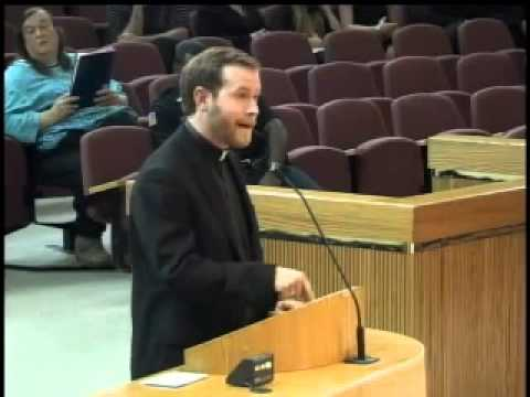 Pensacola City Council Takes Constitutional Rights Away from Father Nathan Monk!