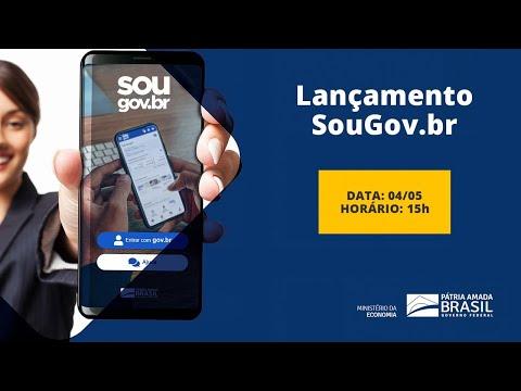 Lançamento SouGov.br