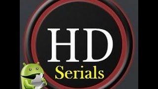 Смотрим фильмы и сериалы на Андроид с hd serials