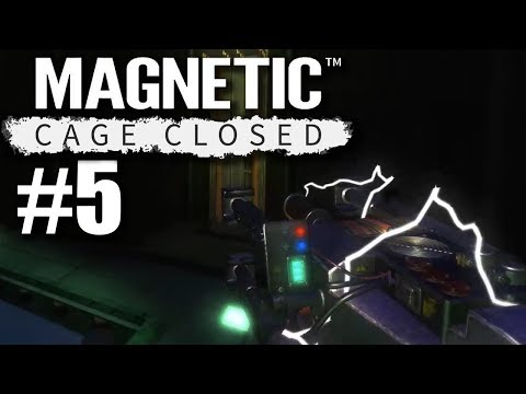 Shiny New Toys | Magnetic: Cage Closed #5 |