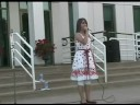 Me singing Spoonful of Sugar from Mary Poppins