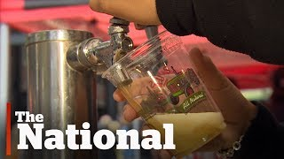 Craft Beers Being Taken Over By Big Beer Companies