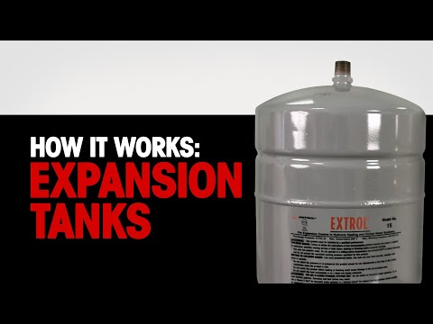 Expansion Tanks (How It Works)