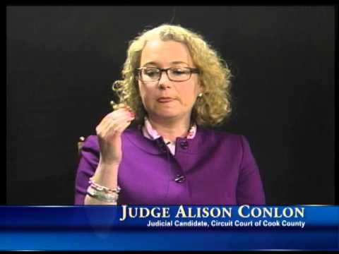 Judge Alison Conlon, SHES 4 3