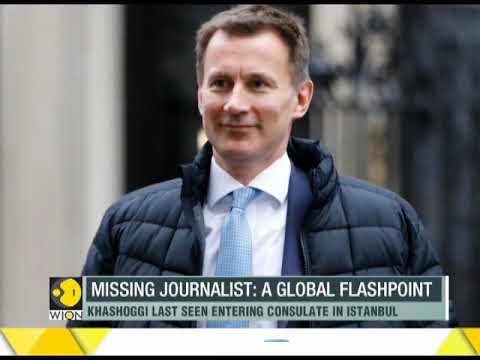Fineprint: CCTV Footage In Missing Saudi Journalist Case