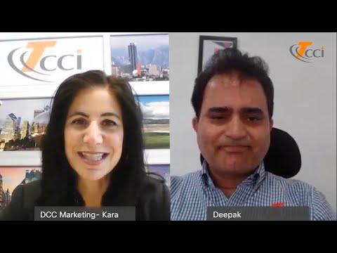 T/CCI India's Deepak Upreti Talks About Winning Great Places to Work Award