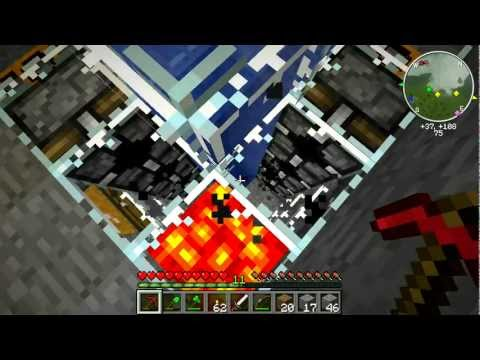 Minecraft: Fun With RedPower 2: Compact Cobble Generator