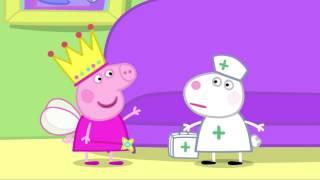 Свинка Пеппа - Одеваемся вместе с Пеппой - Сборник (3 эпизода)