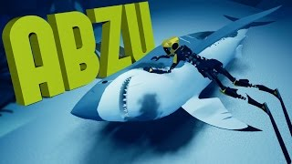ABZU Gameplay - GOD OF THE FISH! - Let's Play ABZU Part 3 (Game Ending)