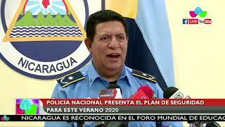Policía Nacional presenta el plan de seguridad para este verano 2020