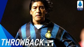 Iván Zamorano | Best Serie A Goals | Throwback | Serie A