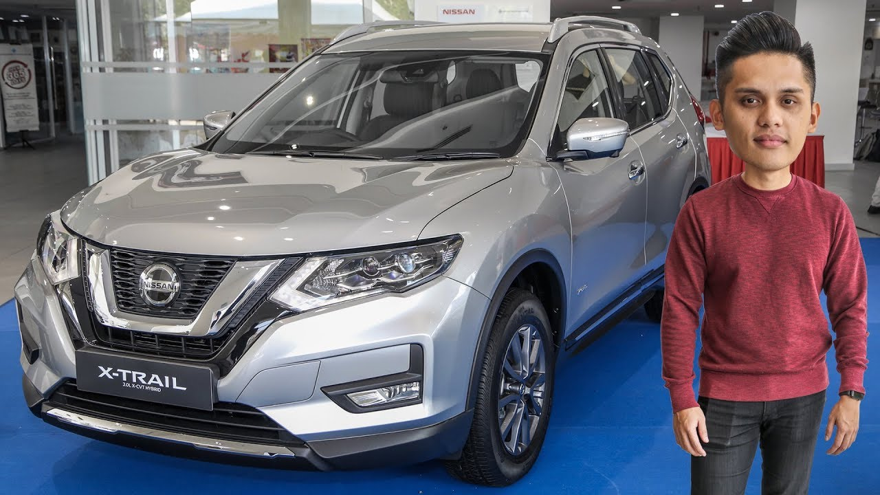 Quick Look 2019 Nissan X Trail Facelift From Rm140k To Rm170k Youtube