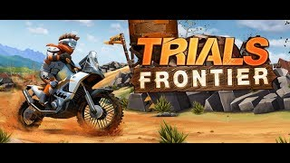 TRIALS FRONTIER   Gameplay Walkthrough  iPhone, iPad, iOS, Android Game