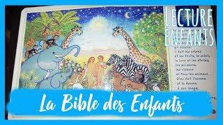 Lecture Enfant: La bible pour les Petits