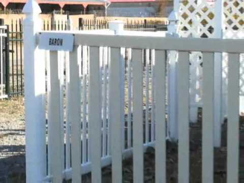 Terrace fence co fencing contractor marion il youtube for Terrace fence