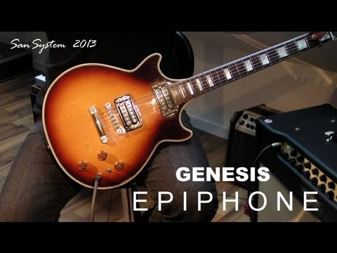 Epiphone Genesis Custom 1979 MIJ