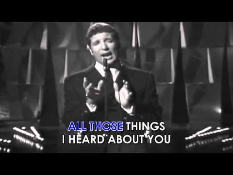 I'll Never Fall In Love Again - Tom Jones (♪Karaoke-Videoke) [HD]