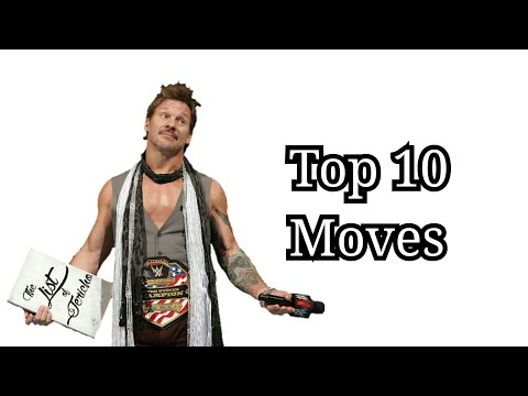 Top 10 Moves Of Chris Jericho