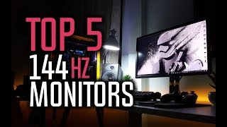 Best 144Hz Gaming Monitors in 2018 - Which Is The Best 144hz Monitor?