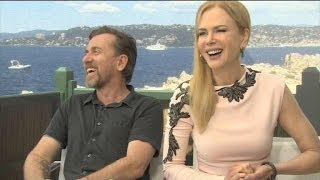 Nicole Kidman and Tim Roth in Cannes