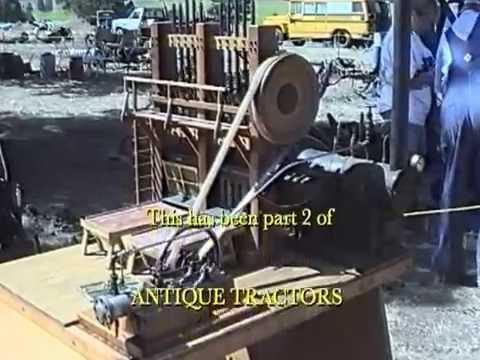 Antique Tractors #2 (Holt)