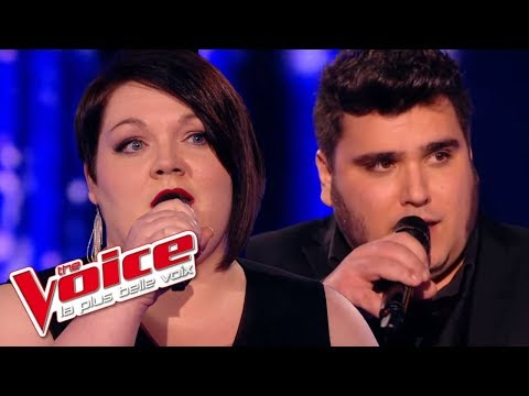 Charles Aznavour – Comme ils disent | Mathilde VS Yoann Launay | The Voice France 2015 | Battle