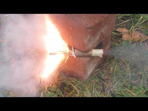 Fireworking 201, Lesson #10, Making Spolette Time Fuses for 3 Inch Cylinder Shells