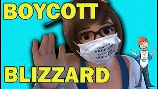 Boycott Blizzard Is In Full Effect - FUgameNews