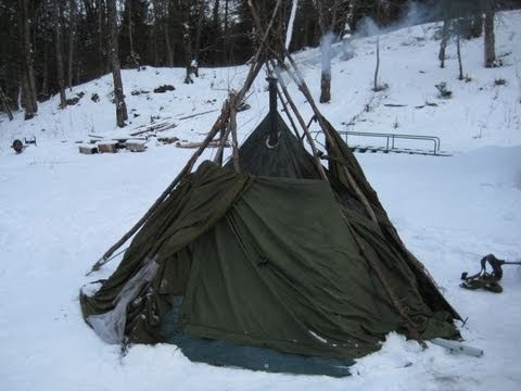 Cold Weather Survival Evaluation Youtube